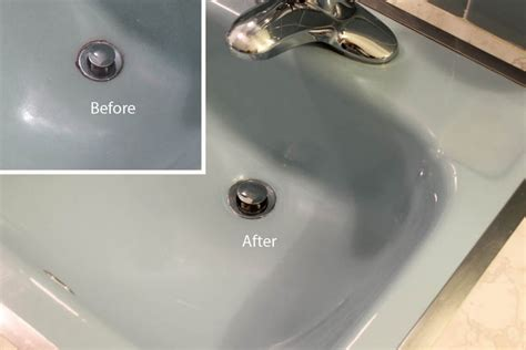fix in porcelain sink gorgeous shiny things how to repair a porcelain sink