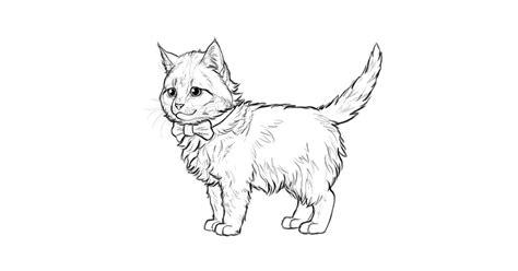 Draw cute cat scenery menggambar pemandangan kucing lucuподробнее. Kucing Drawing : Lakaran Musim Bunga Kucing Ter Ani Aya ...