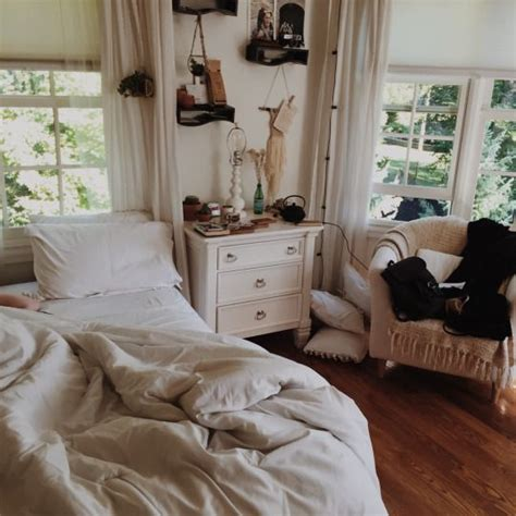 Welcoming Warm Cozy Attic Apartment Rustic Feel by Moon To Moon Cozy White Warm Bohemian Bedrooms