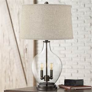 Regency, Hill, Cottage, Table, Lamp, With, Nightlight, Led