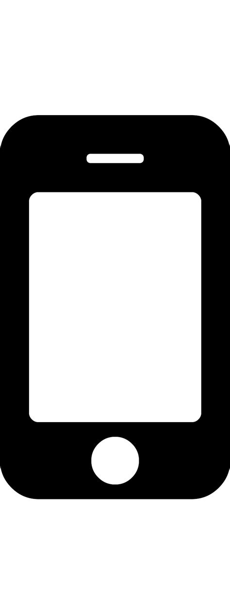 business cards for cell phone symbol