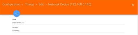 openhab 2 habpanel smartphone mit anwesenheit feststellen taste of it