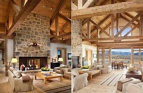 hd wallpapers maison bois et pierre