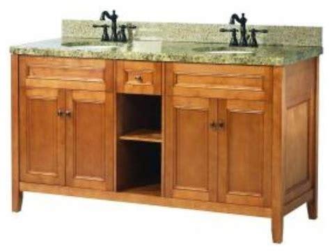 Foremost Bathroom Vanities 60 Inch by Foremost Exhibit 60 Inch Vanity In Rich Cinnamon