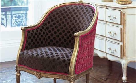 tissus ameublement fauteuil ancien etofea redonnez une seconde vie 224 vos fauteuils anciens etofea