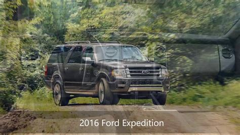 Paul Clark Ford by 2016 Ford Expedition At Paul Clark Ford Serving Hilliard