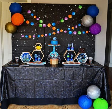 25+ Best Ideas About Outer Space Party On Pinterest