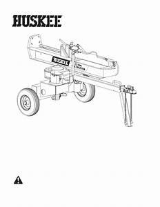 Huskee 1032822 Owner U0026 39 S Manual