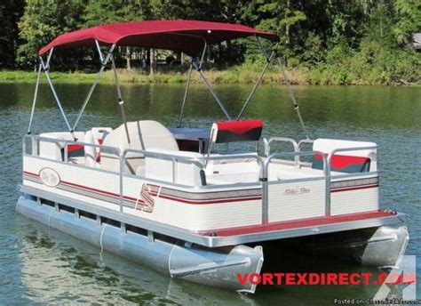 Pontoon Boats Bimini Tops by Pontoon Boat Bimini Tops Pontoon Deck Boat In Florence