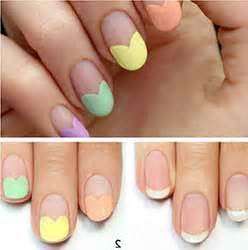 deco ongle simple a realiser