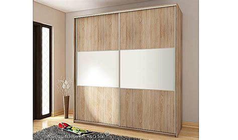 vente armoire dressign 2 portes coulissantes pas cher