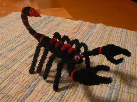 pipe cleaner animals  kids hative