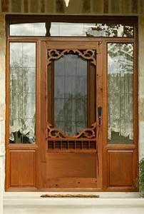 Moustiquaire Porte D Entrée : porte moustiquaire cumberland colonial elegance ~ Melissatoandfro.com Idées de Décoration