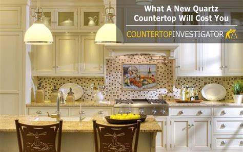 Price Difference Between Quartz And Granite Countertops - 17 best ideas about quartz countertops cost on