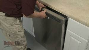 Whirlpool Dishwasher Control Panel Replacement