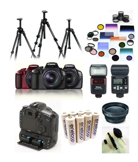 Musthave Accessories For Your Camera  Photography Tips