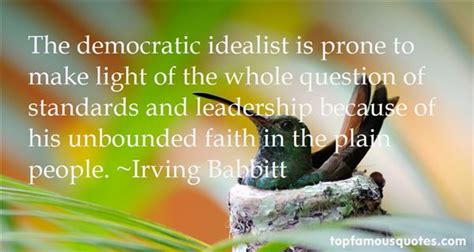 democratic leadership quotes   famous quotes