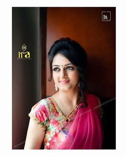 Ira Harika Narayan Singer Looks Simple Indian
