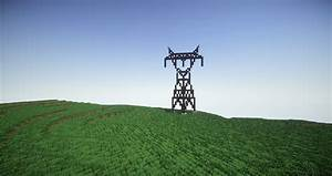 Lattice Steel Transmission Tower Screenshots Show Your