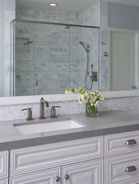 tile bathroom countertop ideas 17 best ideas about gray quartz countertops on