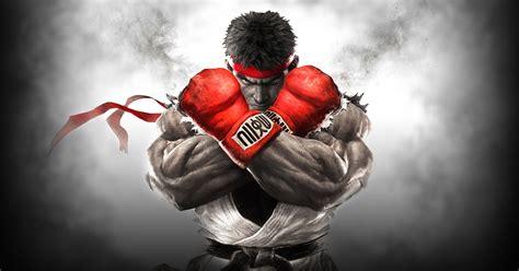 Street Fighter V  Rise Up