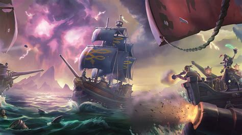 Anyone playing on an xbox one console can also play with anyone playing on pc, and vice versa. Sea of Thieves (Xbox One, PC) Review - Wide as an ocean ...