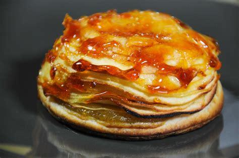 tarte aux pommes jacques genin