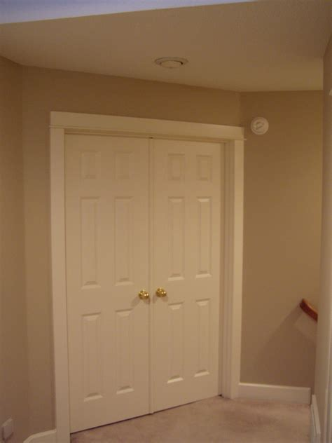 Double Closet Doors, With Center Openings Chandler