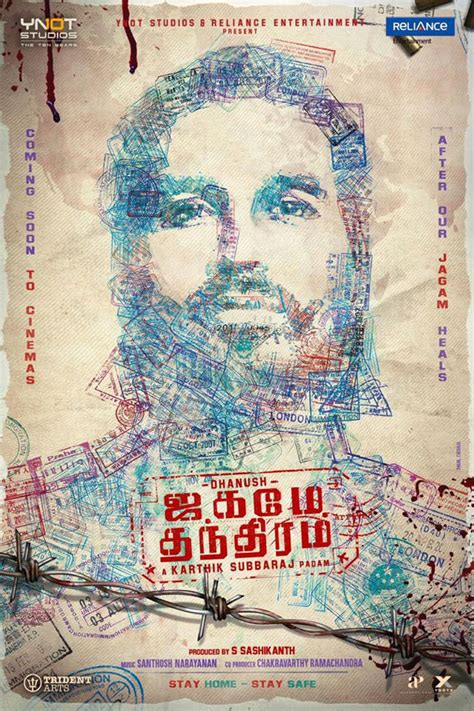 Dhanush's acting in the teaser had excited people a lot for another great news coming from netflix that dhanus starrer new movie jagame thandhiram all set to release in 17+ diffract languages. Jagame Thandhiram Movie Images - Dhanush Jagame Thandhiram ...