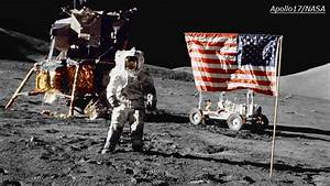 Russia Moon Mission To Answer Apollo Landing Conspiracy ...