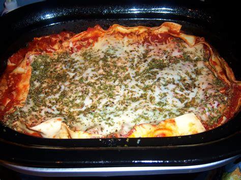 pot cuisine crock pot lasagna easy recipe what 39 s cookin 39