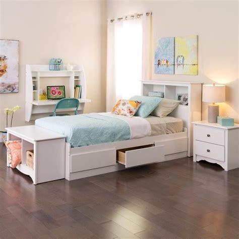 storage bed white white platform storage bed wbt 4100 2k