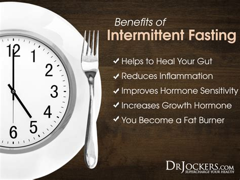 healing benefits  intermittent fasting drjockerscom