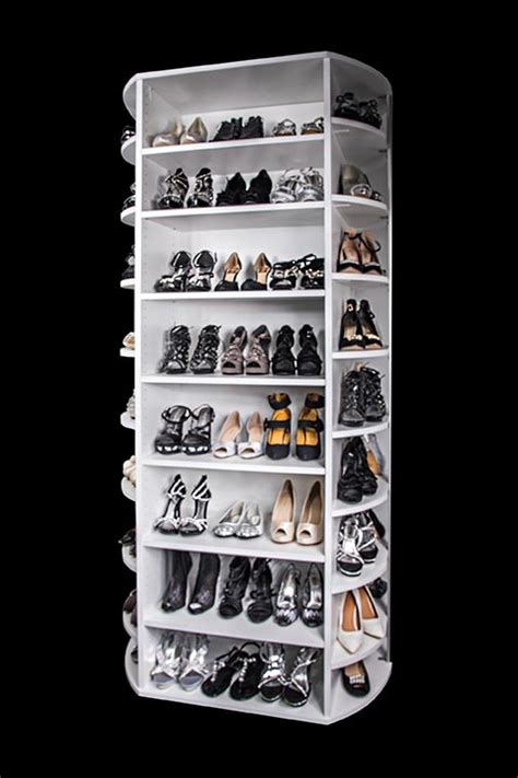revolving shoe rack lazy rotating shoe rack