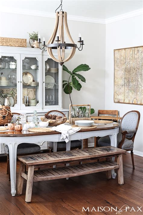 dining room furniture using your dining room maison de pax Country