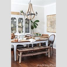 Using Your Dining Room  Maison De Pax