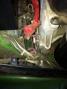 I Have An Lt155 Lawn Tractor That Wont Start  The Starter