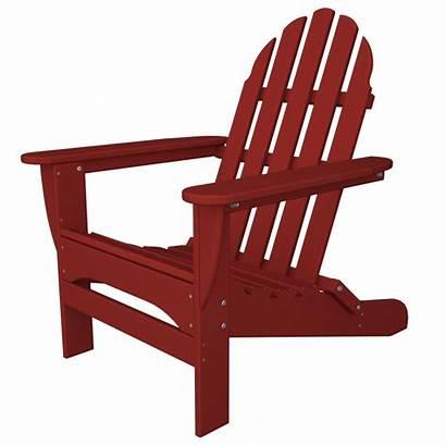 Chair Adirondack Clipart Clip Chairs Outdoor Beach