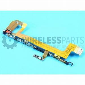 For Sony Xperia X - Power And Volume Flex - Oem