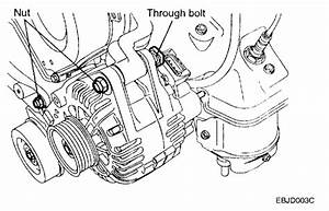 Solved  Where Is The Alternator Located On The 2002 Santa