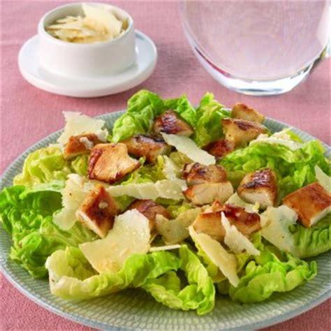 recettes cuisine michel guerard salade de poulet au bacon croustillant toutes les