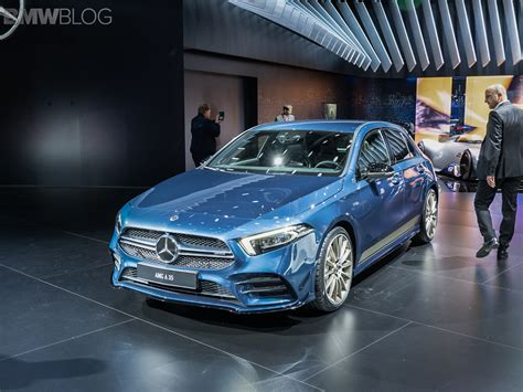 Mercedes-amg A35 Arrives To Take On Bmw