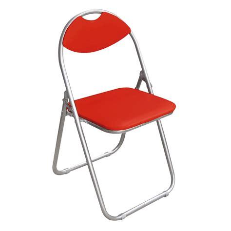 Chaise Pliante Rouge  Tabouret De Bar  Accessoires De
