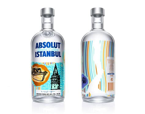 New Limited Edition Bottle » Absolut