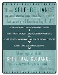 Self Reliance Famous Quotes. QuotesGram