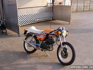 Yamaha 125 Rdx : la yamaha rdx 125 de philippe cars yamaha yamaha 125 et cars ~ Medecine-chirurgie-esthetiques.com Avis de Voitures