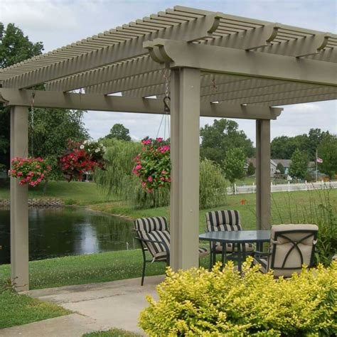 outdoor pergolas and gazebos pergolas and arbors