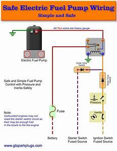 Toyota Voxy Fuel Pump Wire Diagram