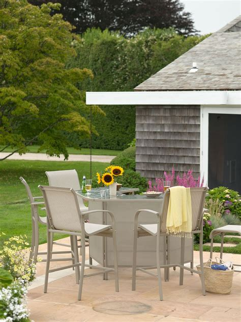 Martha Stewart Everyday Garden Melrose Bar Outdoor