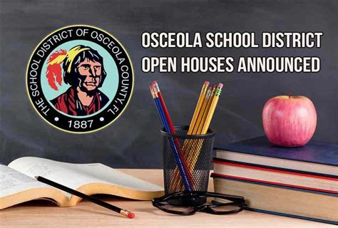 school open houses announced osceola county schools